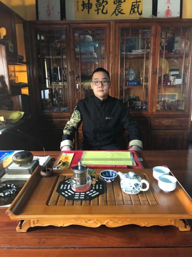 风水——王成龙专访