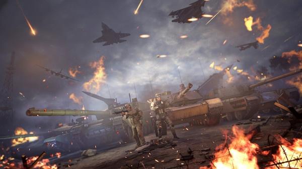军事RTS《烈火战马》军事巨制即将上线Steam抢先体验,迅游限免加速流畅开战