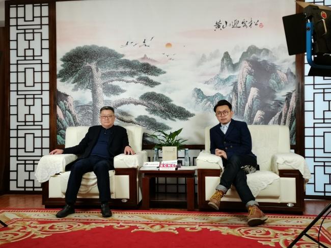专访安徽省科学家企业家协会党委书记戴建华