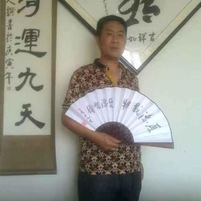 情系关帝 魅力五洲——著名艺术家张建