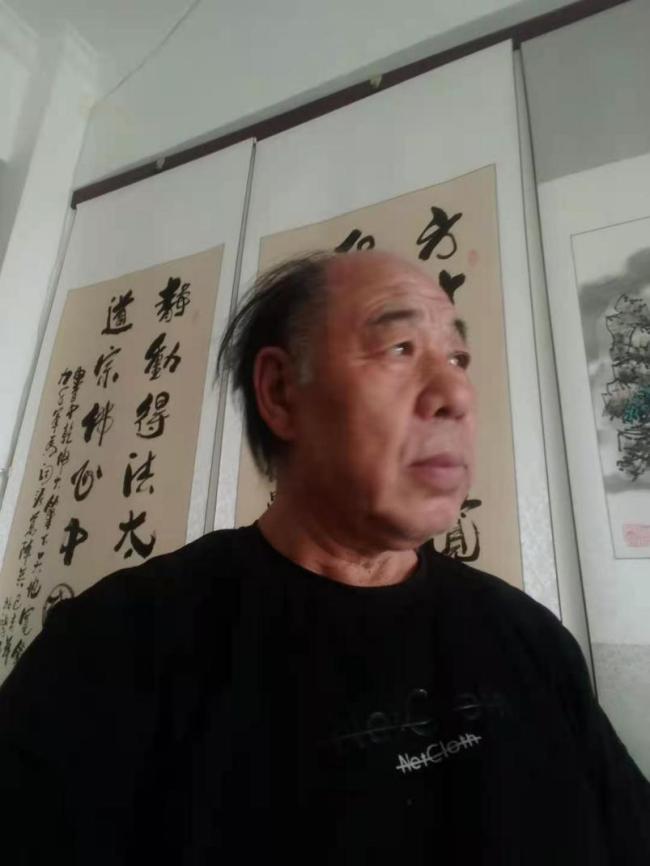 情系关帝 魅力五洲——著名艺术家刘玮