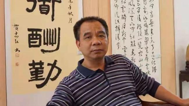 情系关帝 魅力五洲——著名艺术家林立东