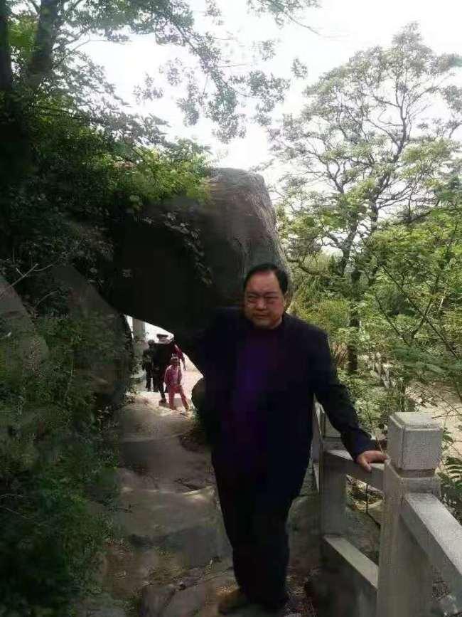 情系关帝 魅力五洲——著名艺术家胡顺卿
