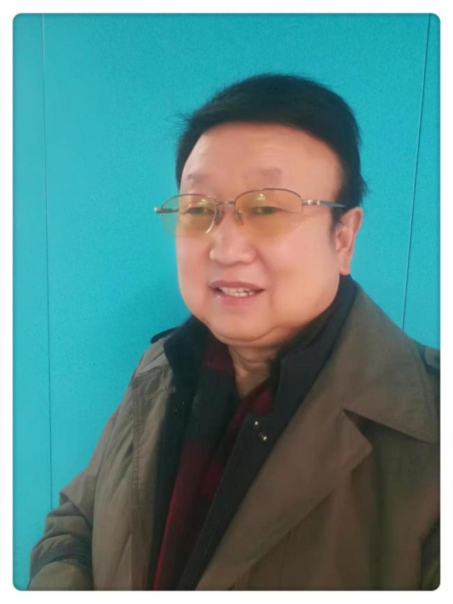 情系关帝 魅力五洲——著名艺术家郭银峰