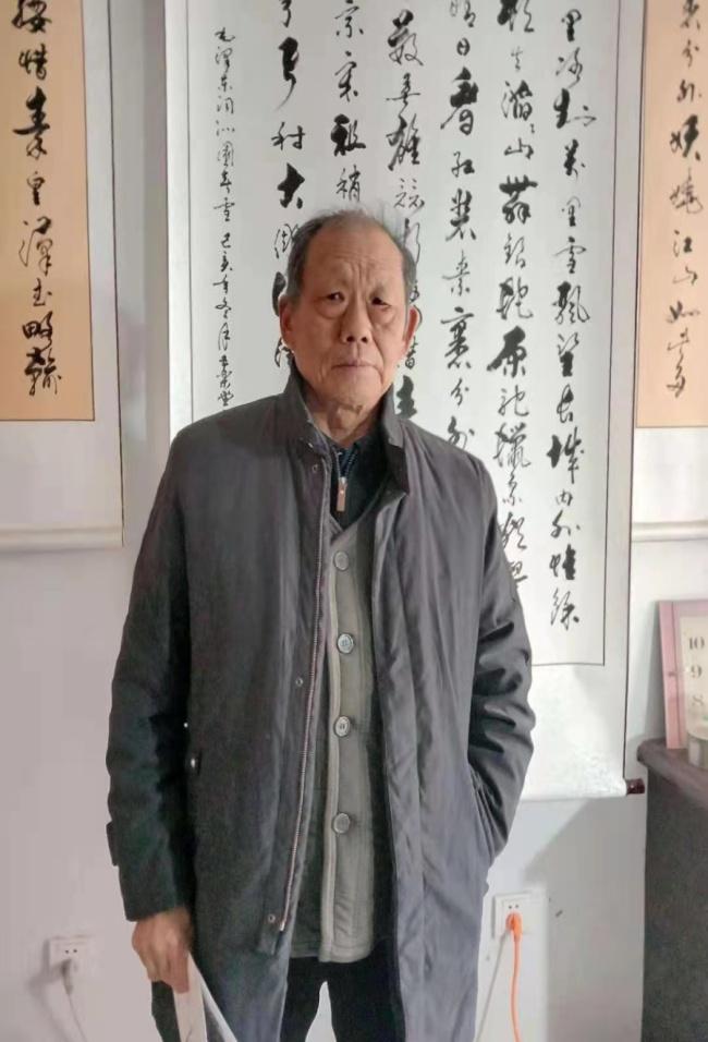 情系关帝 魅力五洲——著名艺术家孙家训