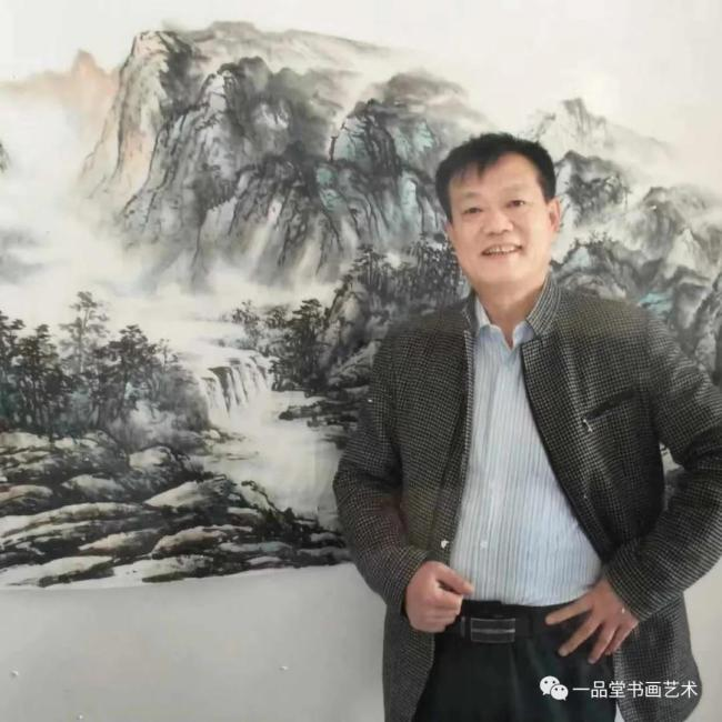 情系关帝 魅力五洲——著名艺术家刘春华
