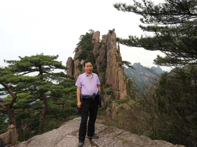 情系关帝 魅力五洲——著名艺术家王志学