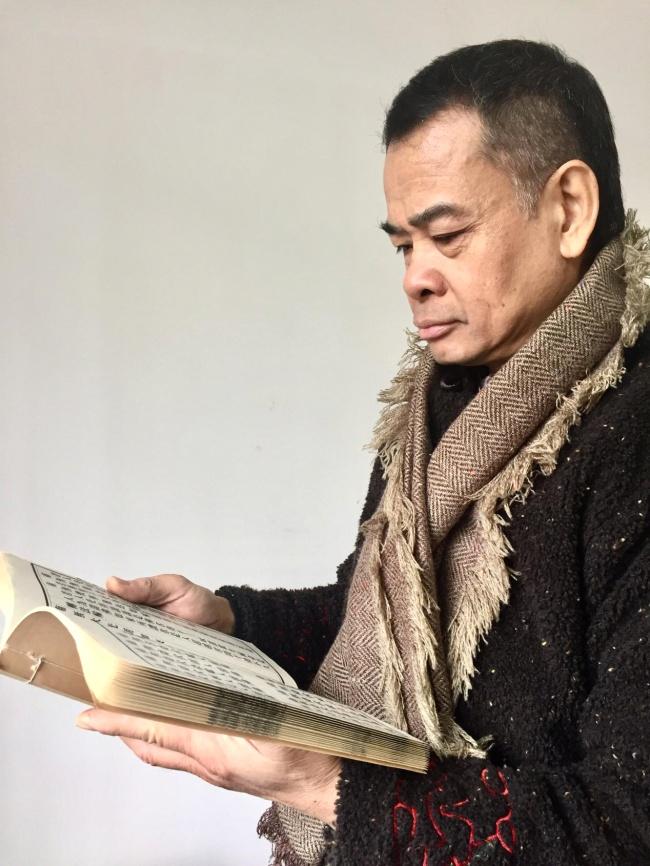 情系关帝 魅力五洲——著名艺术家翁灿鸿
