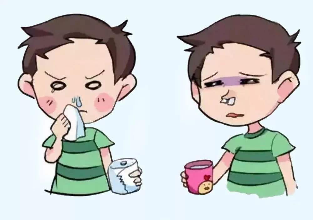 儿歌益生菌增免疫,过敏性鼻炎不再怕