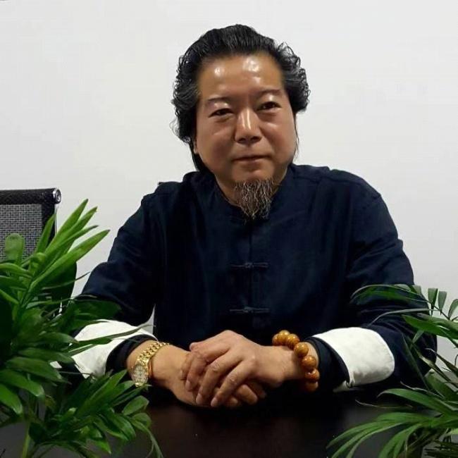 情系关帝 魅力五洲——著名艺术家姬保国
