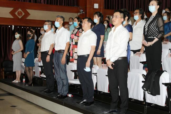 黑龙江省朗诵协会成立大会在哈尔滨举行