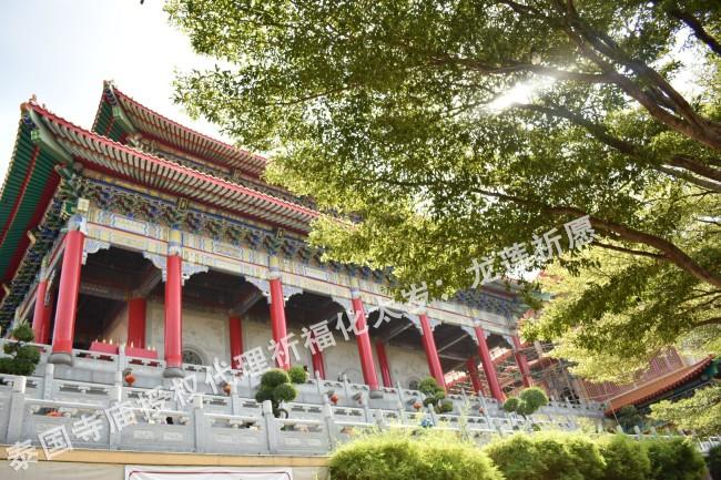 泰国化太岁有哪些寺庙?正规授权龙莲祈愿告诉你