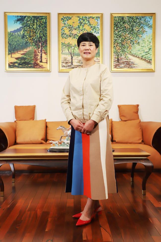南兴天虹邓惠娟:天道酬勤,用专注之心打造中国百年民族品牌